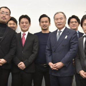 東京にて症例発表会のイメージ