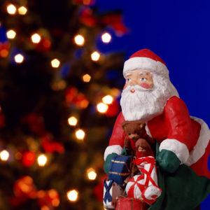 クリスマス会の準備のイメージ
