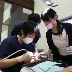 患者様とスタッフに愛される歯科医院であるためにのイメージ