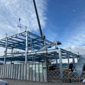 津波避難タワー建設 進捗状況のお知らせ-1のイメージ