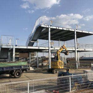 津波避難タワー建設 進捗状況のお知らせ-2のイメージ