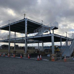津波避難タワー建設 進捗状況のお知らせ-3のイメージ